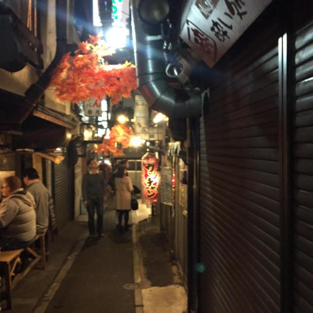 Piss Alley. Photo courtesy of Noel Sales