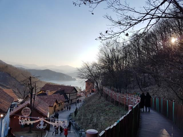 Petite France Gapyeong Korea Seoul