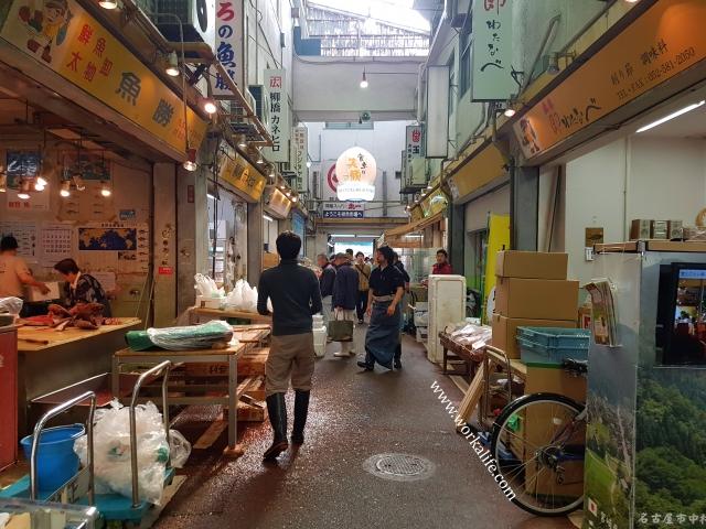 nagoya-fish-market